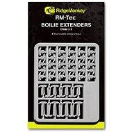 RidgeMonkey RM-Tec Boilie Hair Extenders Čirá 60+14+14ks - Zarážka