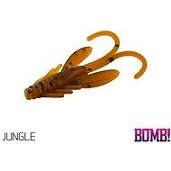 Delphin BOMB! Nympha 2,5cm Jungle 10ks - Gumová nástraha