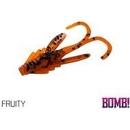 Delphin BOMB! Nympha 2,5cm Fruity 10ks - Gumová nástraha