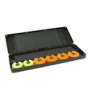 FOX F Box Disc & Rig Box System Large + Pins + Discs - Krabička