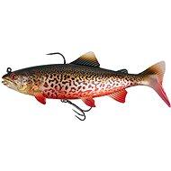 FOX Rage Replicant Realistic Trout 14cm 55g Super Natural Tiger Trout - Gumová nástraha