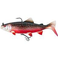 FOX Rage Replicant Realistic Trout 14cm 55g Super Natural Atlantic Char - Gumová nástraha