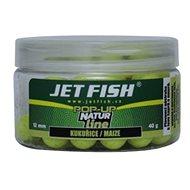 Jet Fish Pop-Up Natur Line Kukuřice 12mm 40g - Pop-Up pelety