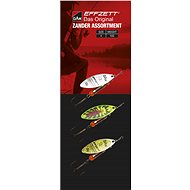Effzett Zander Spinner Assortment 10g Size 4, 3pcs - Spinner
