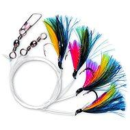 Zebco Mackerel Rig Velikost 1/0 Multicoloured - Návazec