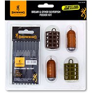 Browning Bream & Other Silverfish Feeder Kit Barbless - Sada