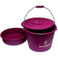 Browning Bucket with Lid and Bowl 30l - Kbelík
