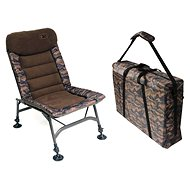 Zfish Quick Session Chair + Camo Chair Carry Bag