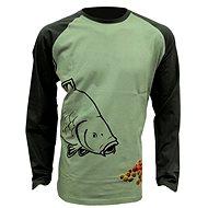 Zfish Boilie T-Shirt Long Sleeve Velikost M - Tričko