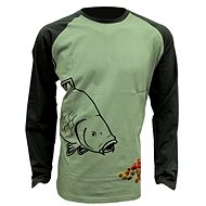 Zfish Boilie T-Shirt Long Sleeve Velikost XL - Tričko