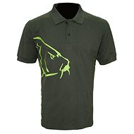 Zfish Carp Polo T-Shirt Olive Green Velikost XXL