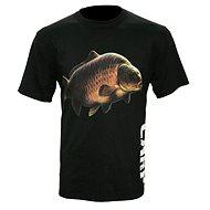 Zfish Carp T-Shirt Black Velikost XL - Tričko