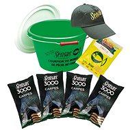 Sensas Akční kbelík 3000 Carpes (Kbelík, krmení, kšiltovka) - Vnadící směs