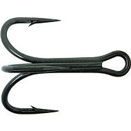 Mustad Needlepoint Treble Hook Velikost 2/0 6ks - Trojháček
