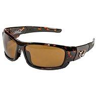 Mustad HP Polarized Sunglasses Tortoise Frame + Amber Lens - Brýle