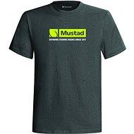 Mustad T-Shirt Grey Velikost XXL - Tričko