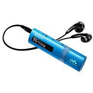 Sony WALKMAN NWZ-B183FL modrý - MP3 přehrávač
