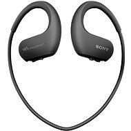 MP3 přehrávač Sony WALKMAN NWW-S413B černý
