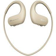 Sony WALKMAN NWW-S413C béžový - MP3 přehrávač