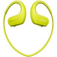 Sony WALKMAN NWW-S413G zelený - MP3 přehrávač