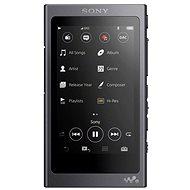 Sony NW-A45B černý - FLAC přehrávač