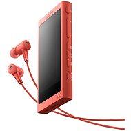 Sony NW-A45HNR červený - FLAC přehrávač