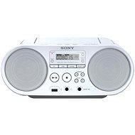 Sony ZS-PS50W - Radiomagnetofon