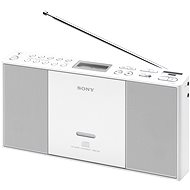 Sony ZS-PE60B bílý - Radiomagnetofon