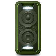 Sony GTK-XB5 zelená - Bluetooth reproduktor
