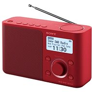 Sony XDR-S61D red - Radio