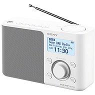 Sony XDR-S61D bílý - Rádio