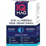 IQ Mag ranní/večerní 60 cps. - Hořčík