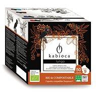 Kabioca BIO kompostovatelné kávové kapsle pro Nespresso Lungo 50ks - Kávové kapsle