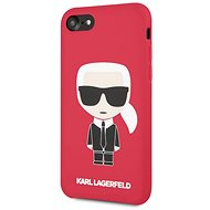 Karl Lagerfeld Full Body pro iPhone 7/8 Red - Kryt na mobil