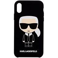Karl Lagerfeld Full Body pro iPhone 7/8 Black - Kryt na mobil