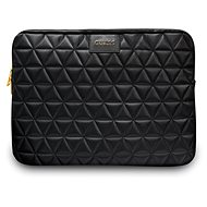 """Guess Quilted pro Notebook 13"""" Black"""