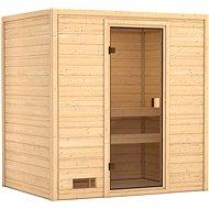 Karibu Samira - Finská sauna