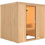 Karibu Sodin - Finská sauna