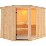 Karibu Fiona 3 - Finská sauna