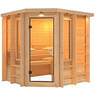 Karibu Cortona - Finská sauna
