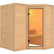Karibu Sahib 1 - Finská sauna