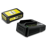 Kärcher Starter Kit Battery Power 18 V/2,5 Ah - Charger and Spare Batteries