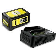 Kärcher Starter Kit Battery Power 18 V/5,0 Ah - Nabíječka a náhradní baterie