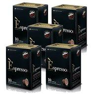 Vergnano Espresso Arabica 10pcs; 5x