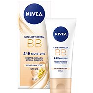 BB krém NIVEA Essentials BB Cream 5v1 Light 50 ml - BB krém