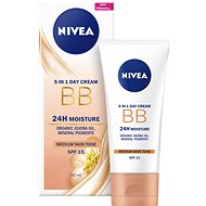 NIVEA Essentials BB Cream 5v1 Dark 50 ml - BB krém
