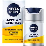 NIVEA Men Active Energy Face Cream 50 ml - Pánský pleťový krém