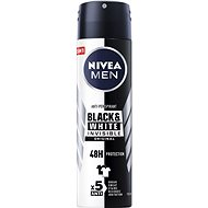 NIVEA Men Black & White Power 150 ml - Pánský antiperspirant