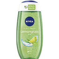 NIVEA Lemongrass & Oil Shower Gel 250 ml - Sprchový gel