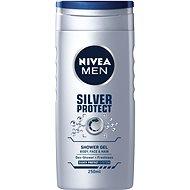 NIVEA Men Silver Protect 250 ml - Pánský sprchový gel